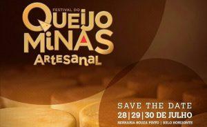 1º Festival do Queijo Minas Artesanal @ Serraria Souza Pinto | Minas Gerais | Brasil