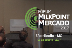 Fórum MilkPoint Mercado @ Center Convention, Piso C, Shopping Plaza | Minas Gerais | Brasil