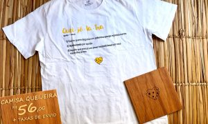 Camisa Queijólatra ⠀