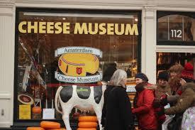 Museu do Queijo de Amsterdã (Foto: Luiza Junqueira)