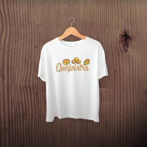 Camisa Queijólatra