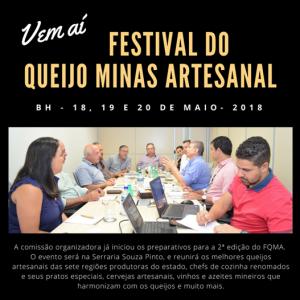 Festival do Queijo Minas Artesanal @ Serraria Souza Pinto | Minas Gerais | Brasil