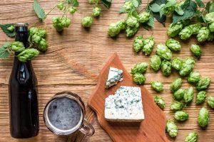 Queijo é o alimento perfeito para harmonizar com as cervejas American Barley Wine
