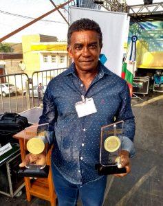 José Baltazar vencedor Super Ouro 2018