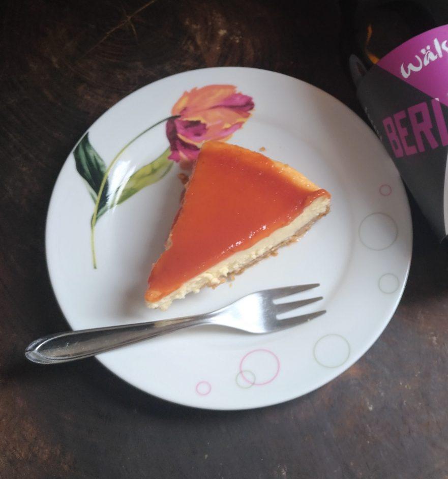 Cheesecake Romeu e Julieta - Rafaela Rezende