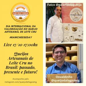 Live @queijodalagoamg e @galeriadoqueijo